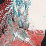 Forest 01 – High Country NZ-Rain Forest, Mtns, Sediment Lakes, Cropping.