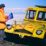 Ice 05 – Antarctica – Field Checking Ice Imagery.